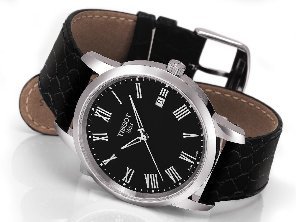 Наручные часы tissot t-classic - коллекция t-classic занимает главенствующее положение в ассортименте tissot.