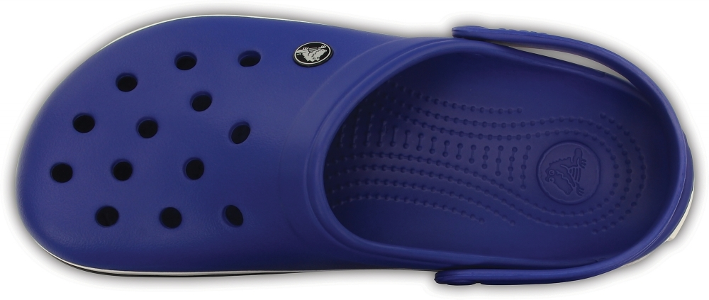 Сабо Crocs Crocband Cerulean Blue / Oyster