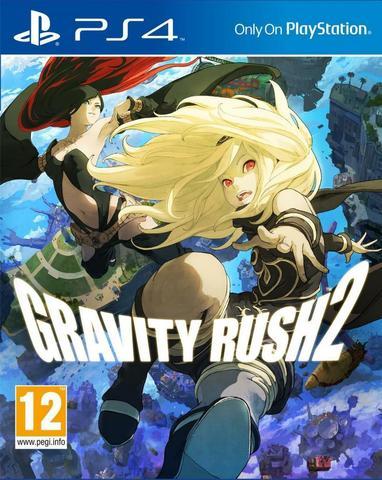 Sony PS4 Gravity Rush 2 (русские субтитры)