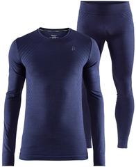 Комплект термобелья Craft Fuseknit Comfort Blue мужской