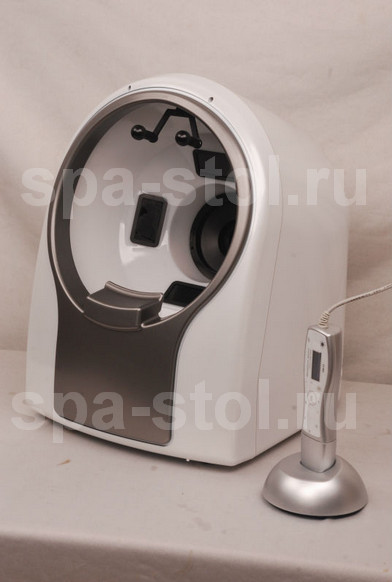 Аппарат для диагностики кожи