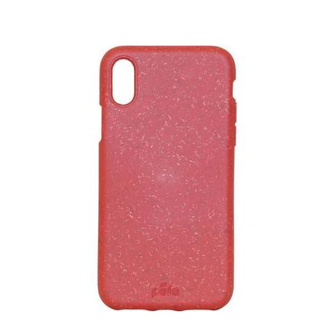 Чехол для телефона PELA IPhone XS Красный