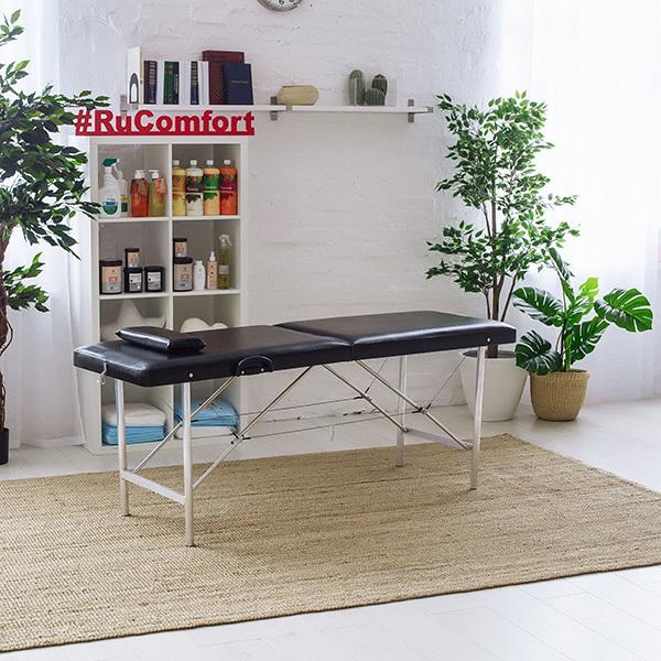 Кушетка для тату (180х57х70 см) Comfort 57 фото