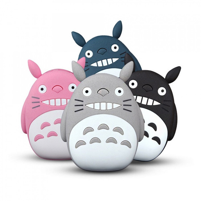 Товары для детей Внешний аккумулятор Power bank Totoro totoro_powerbank.jpg