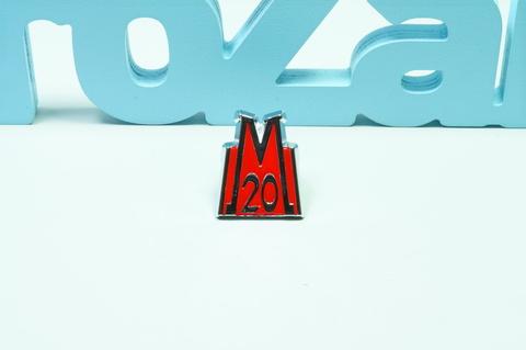 Эмблема панели приборов Газ М20 Победа
