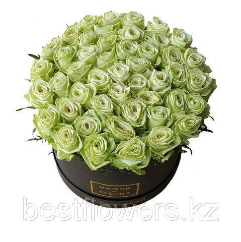 Коробка Maison Des Fleurs Зеленый чай