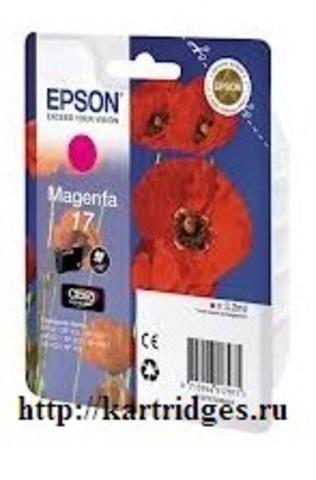 Картридж Epson C13T17034A10