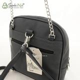 Сумка Саломея 140 французский сфинкс серый (рюкзак)