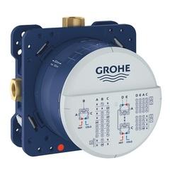 Встраиваемая часть термостата/смесителя Grohe Rapido SmartBox 35600000 фото