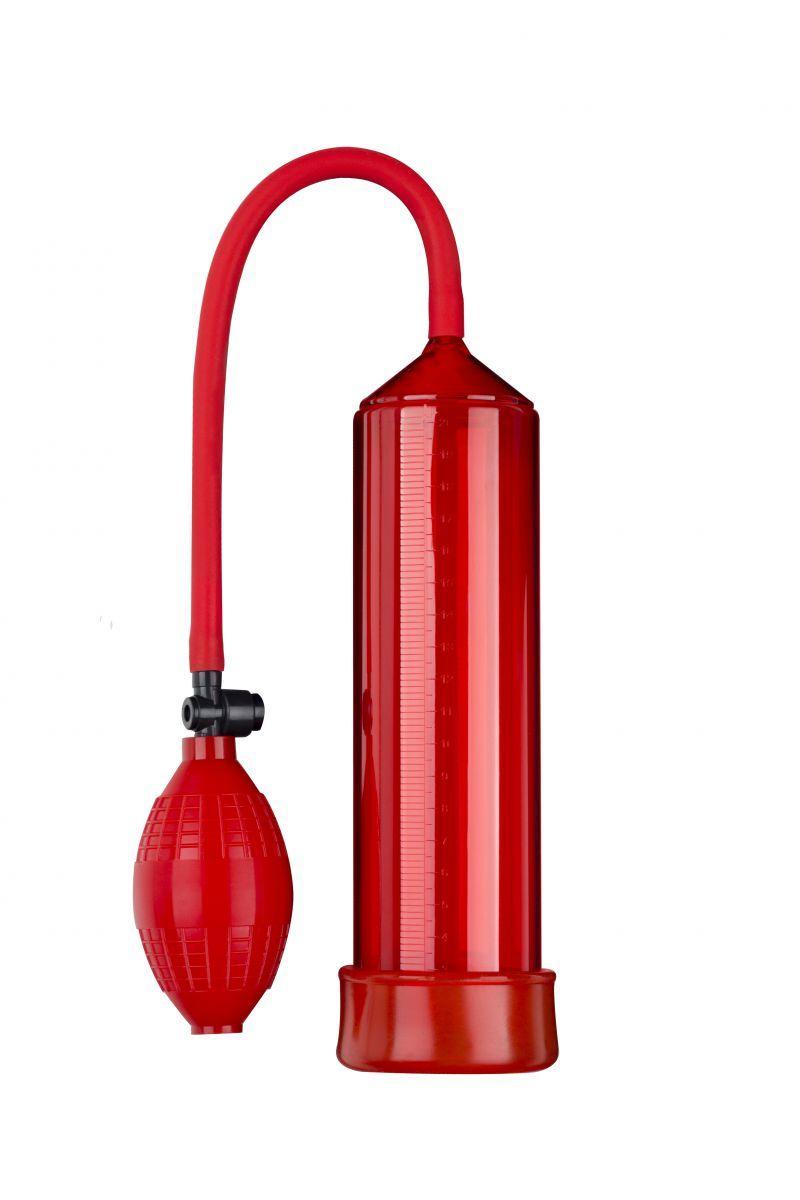 Вакуумные помпы: Красная вакуумная помпа Discovery Racer Red