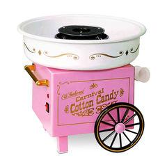 Аппарат для приготовления сахарной ваты Сarnival Cotton Candy Maker