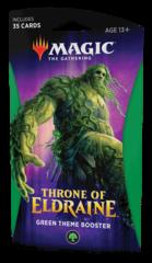 Тематический бустер «Throne of Eldraine» (зелёный) на английском языке