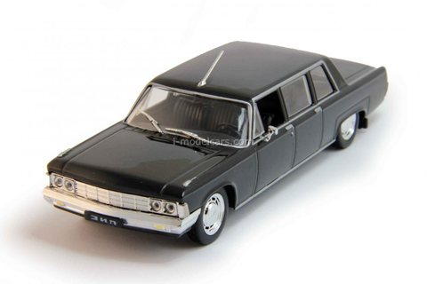 ZIL-114 black 1:43 DeAgostini Auto Legends USSR #37