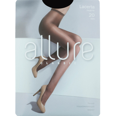Колготки Allure LACERTA 20D (nero)