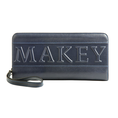 Портмоне «Makey forever!» синее