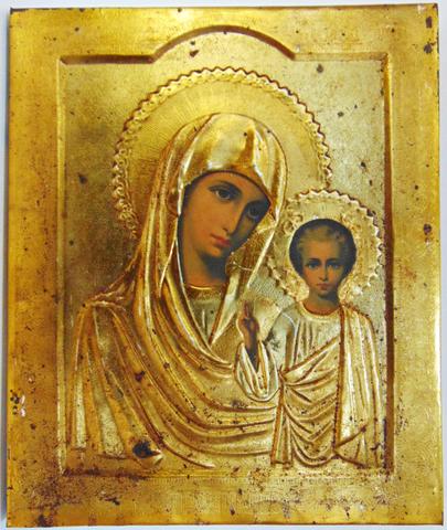 Икона Казанская