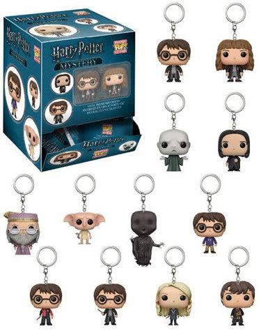 Случайный брелок Гарри Поттер
