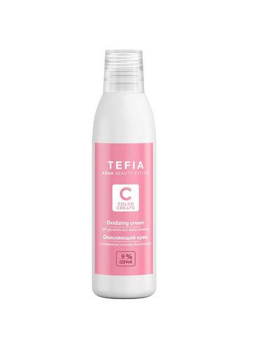 Окисляющий крем с глицерином и альфа-бисабололом 9% 120 мл COLOR CREATS Tefia