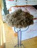 Одеяло пуховое очень легкое 135х200 Kauffmann Пух Гаги в хлопке