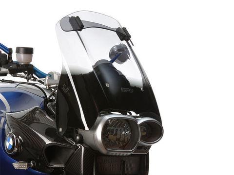 Ветровое стекло Touring Vario BMW K 1200/1300R светло-серое тонированное
