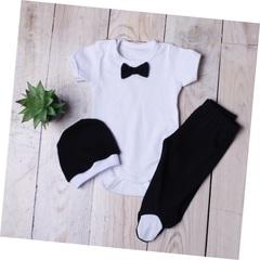 Комплект для новорожденного на выписку летний Classic Boy