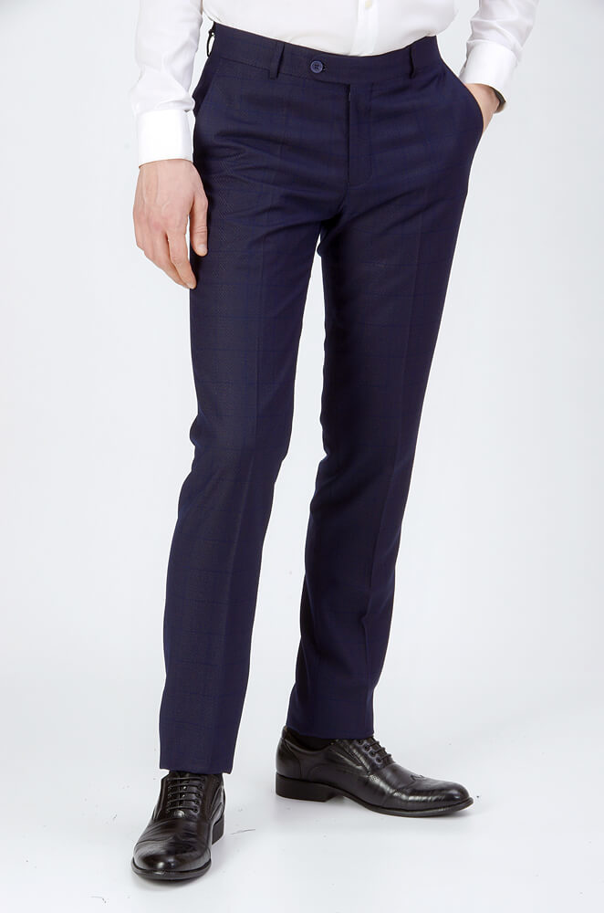 Брюки Slim fit CESARI MARIANO / Брюки зауженные slim fit IMGP9257.jpg