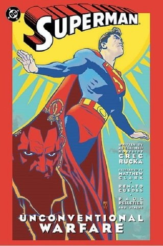 Superman: Unconventional Warfare TPB