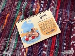 The Warm Calendar / Тёплый календарь