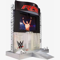 Входная сцена WWE