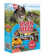 Корм для шиншилл полнорационный Seven Seeds Special