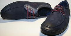 Модные мужские туфли под джинсы Luciano Bellini 32011-00