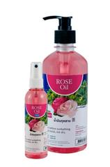 Массажное масло Роза BANNA