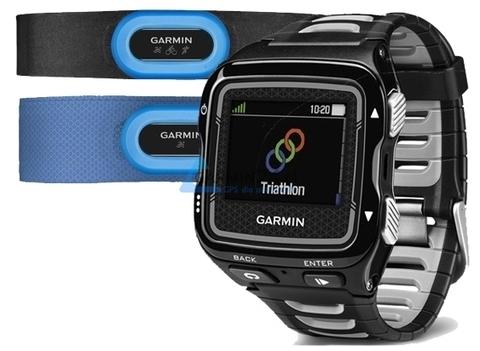 Купить Спортивные часы Garmin Forerunner 920XT Tri Bundle 010-01174-41 по доступной цене