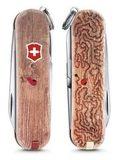 Нож Victorinox Classic LE2017 дизайн Woodworm (0.6223.L1706)