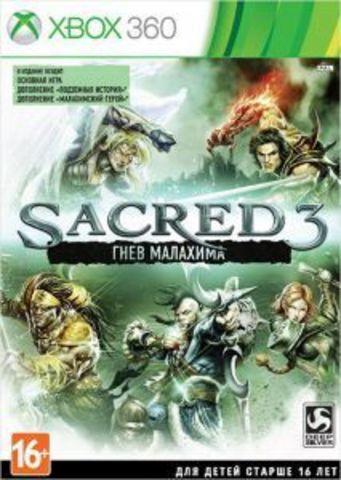 Microsoft Xbox 360 Sacred 3 (английская версия)