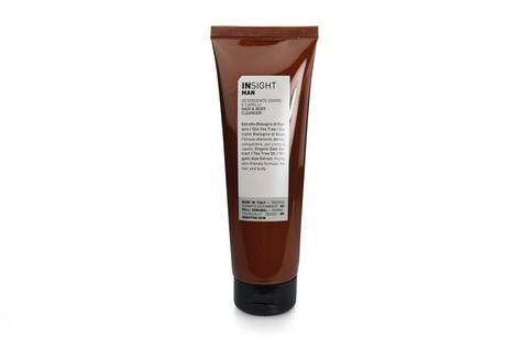 INSIGHT MAN Очищающее средство для волос и тела (250 мл)