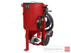 Комплект пескоструйного оборудования (пост пескоструйщика) DSG®-100 литров