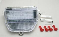 Стоп-сигнал для мотоцикла Honda CBR900RR 93-97 Прозрачный