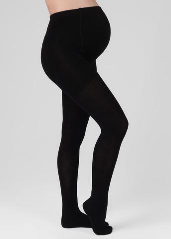 Колготки для беременных 450 д цвет черный