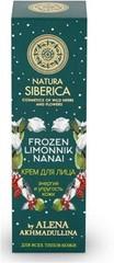 Крем для лица Frozen Limonnik Nanai Natura Siberica By Alena Akhmadullina