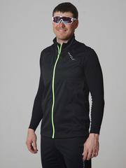 Элитный лыжный жилет Nordski Elite G-TX Black