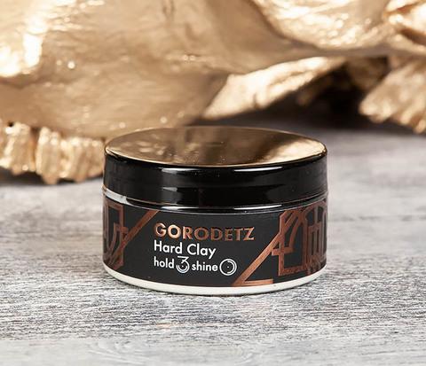 Матовая глина для укладки сильной фиксации (90 гр)