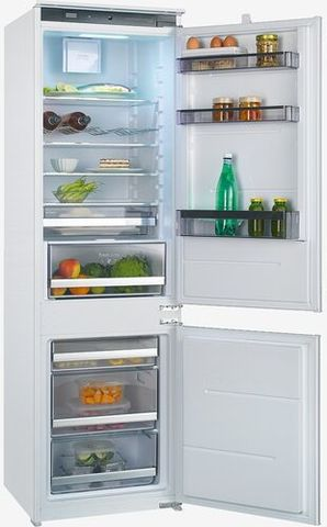 Встраиваемый двухкамерный холодильник Franke FCB 320 NR ENF V A++