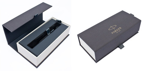 Ручка роллер Parker Sonnet Matte Black CT123