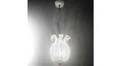 Italamp 613 40S Etched NK — Потолочный подвесной светильник