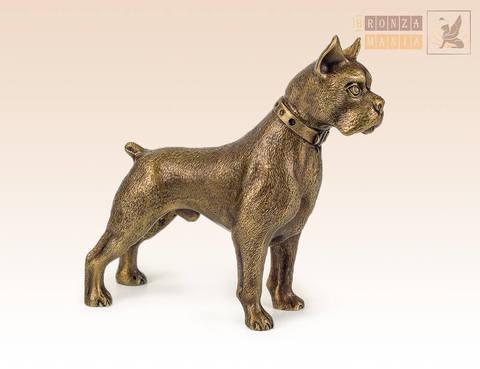 статуэтка Собака Боксер