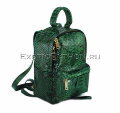 Рюкзак из кожи питона BG-316