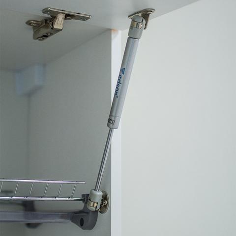 Верхний шкаф с газлифтами, 360Х600 мм / PushToOpen