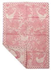 Полотенце 50х70 Leitner розовое