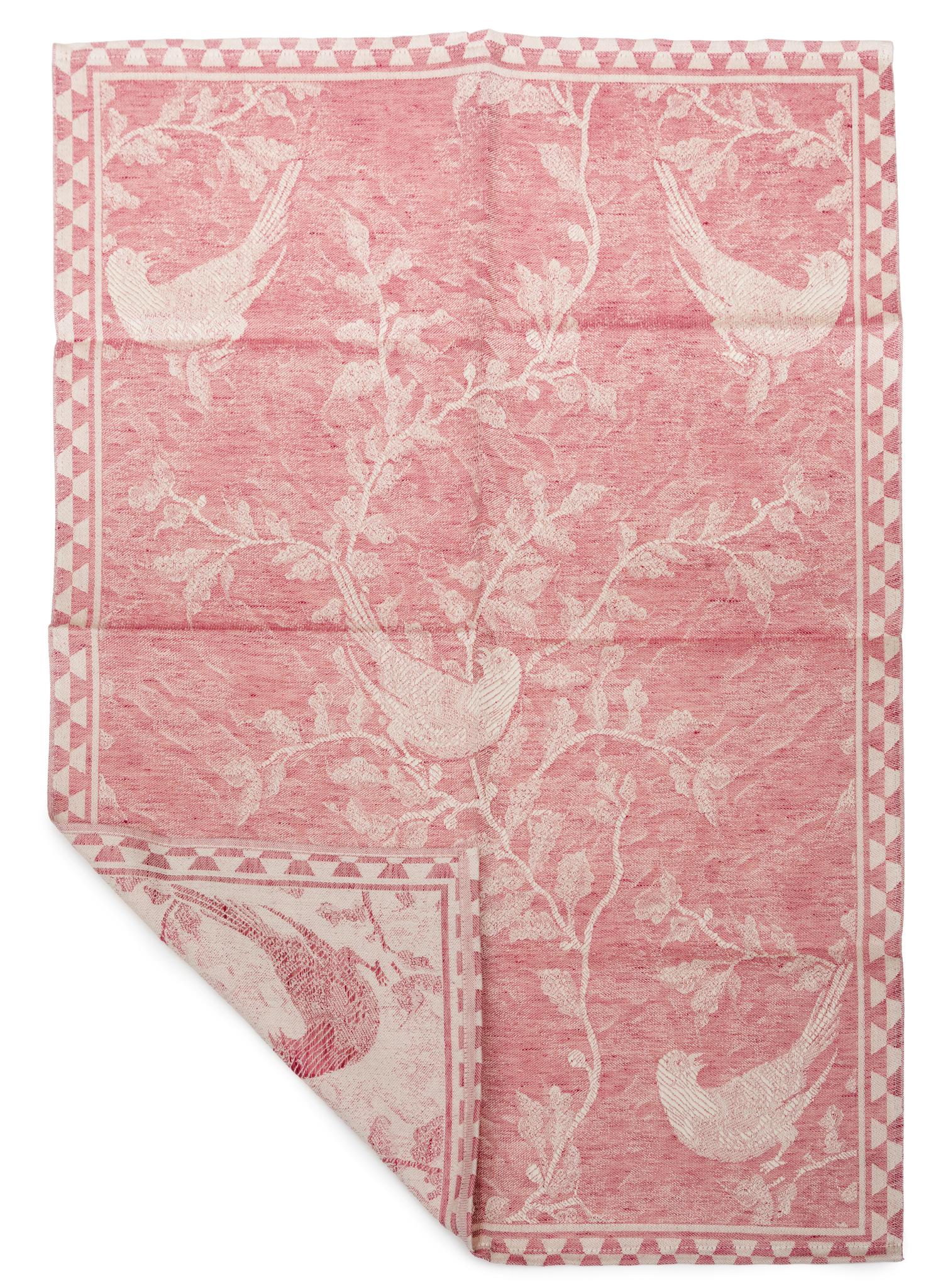 Кухонные полотенца Полотенце 50х70 Leitner розовое polotentse-kuhonnoe-50x70-leitner-rozovoe-avstriya-foto.jpg